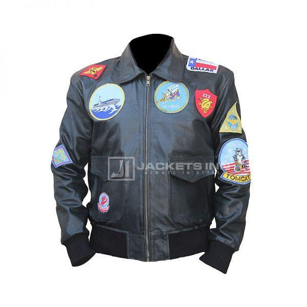 Racers Edge leather jacket