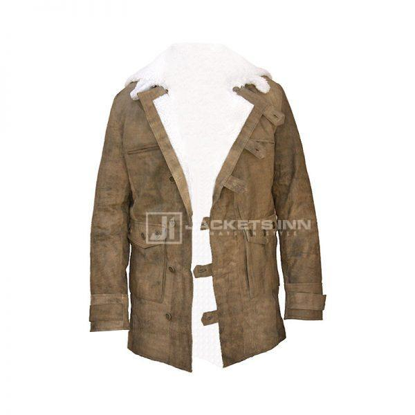 Ben Leather Coat