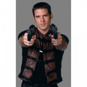 Ben Browder Farscape John Crichton Vest