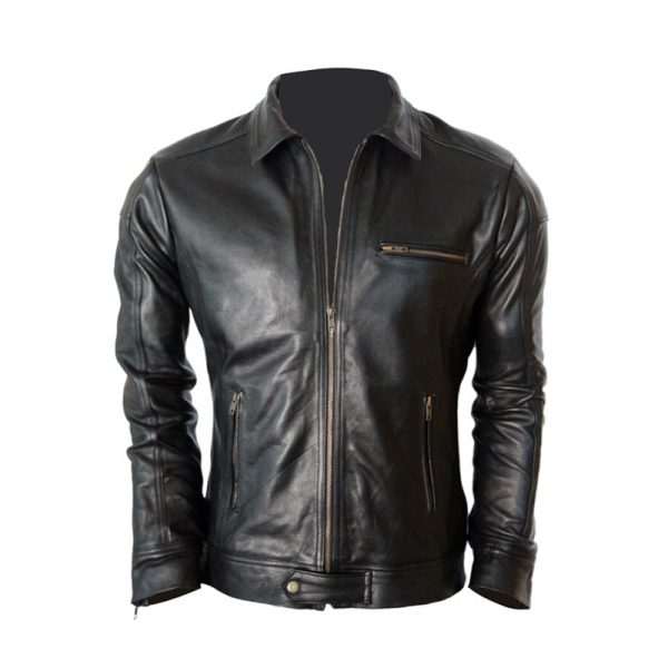Need For Speed Aaron Paul Leather Jacket