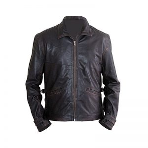 Daniel Craig James Bond Skyfall Leather Jacket