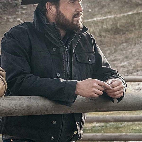47 Yellowstone RIP Wheeler Jacket 2