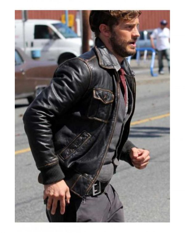 Comfortable-Once-Upon-A-Time-Sheriff-Graham-Leather-Jacket