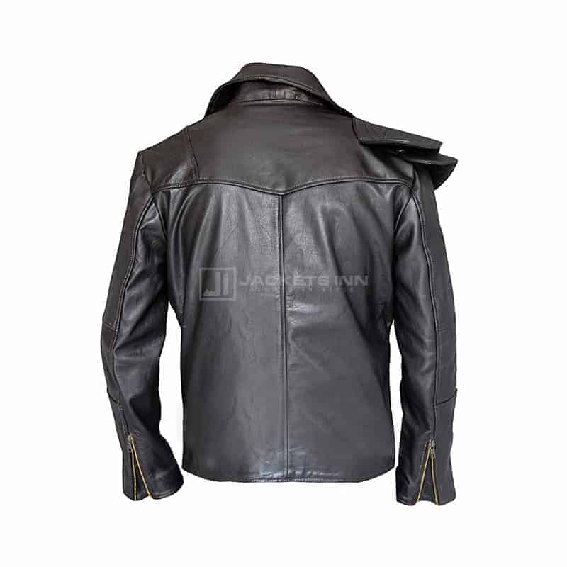 Mad Max Fury Road Leather Jacket back