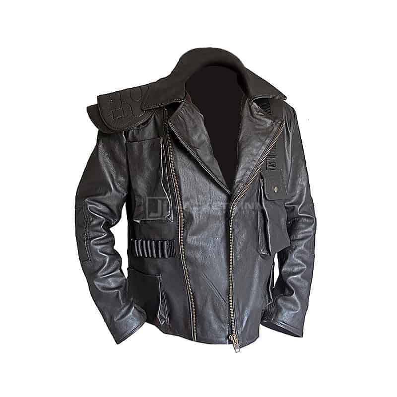 Mad Max Fury Road Leather Jacket side
