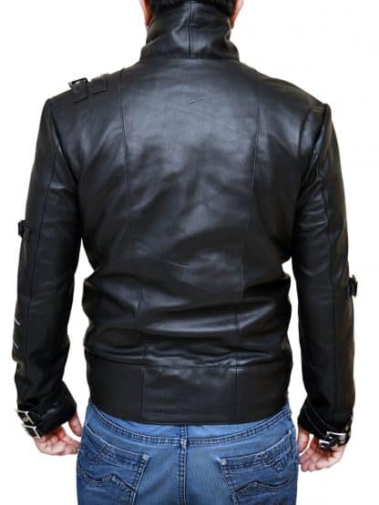Michael Jackson BAD Leather Jacket