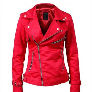 Southside-Serpents-Red-Leather-Jacket