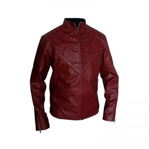 Tom Welling Clark Kent Superman Smallville Jacket