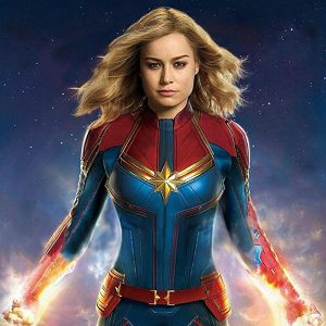 Brie-Larson-Captain-Marvel-Red-Blue-leather-Jacket