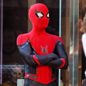 Spiderman Far From Home Jacket