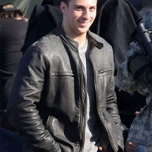 Aaron Taylor Johnson Fashion Godzilla movie jacket