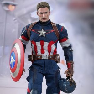 Age of Ultron Captain America Jacket For Men