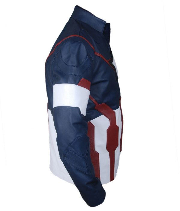 Avengers Age of Ultron Jacket for Men,