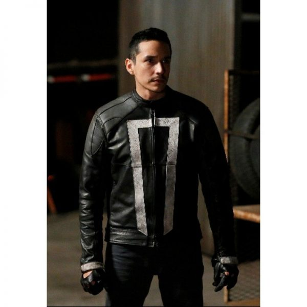Agents of Shields movie clothing replicas Worn By Ghost Rider