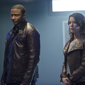 Arrow Lyla Michaels Brown Leather Jacket another