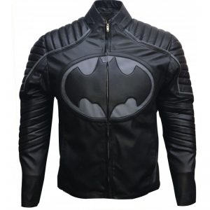 Batman Dark Knight Motorcycle Jacket