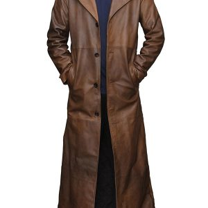 Batman Dawn Of Justice Brown Coat available,