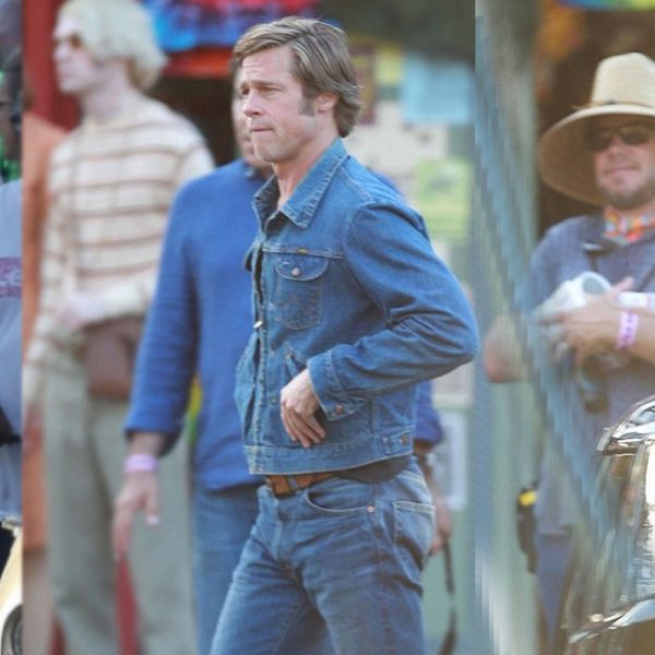 Once Upon a Time in Hollywood : Replica movie clothing worn by Brad Pitt