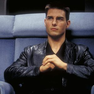 Mission Impossible Tom Cruise black Leather Jacket