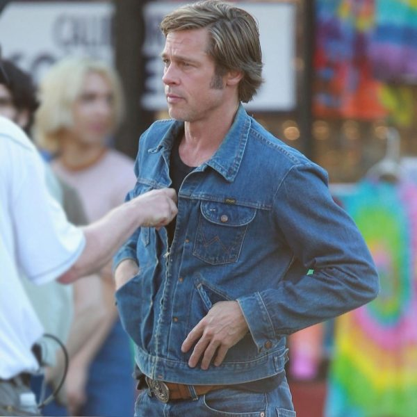 Once Upon a Time in Hollywood movie clothing replicas Worn By Brad Pitt