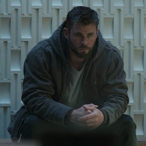 Avengers Endgame Chris Hemsworth Hoodie Jacket