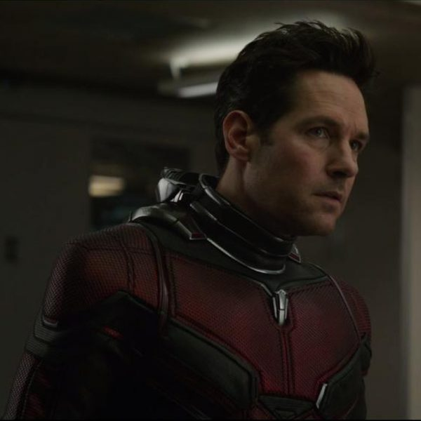Avengers Endgame Paul Rudd Ant-Man Leather Jacket