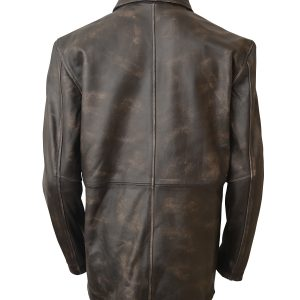 Dean Winchester Supernatural Distressed Leather Jacket