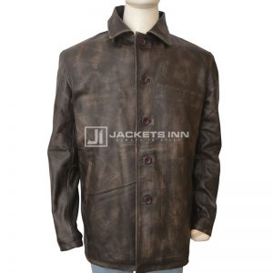 Supernatural Distressed movie replica jackets Inspired By Dean Winchester