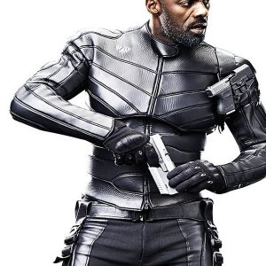 Idris Elba Fashion Fast & Furious Hobbs & Shaw movie jacket
