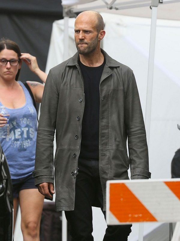 Fate of the Furious movie clothing replicas Worn By Jason Statham