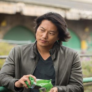 Sung Kang Fashion Fast and Furious movie jacket