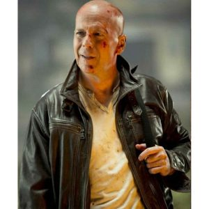 A Good Day to Die Hard 5 Jacket