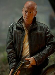 A Good Day to Die Hard Jacket 2