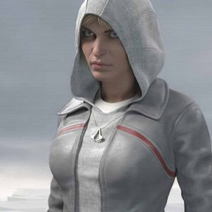 AC SYNDICATE GALINA VORONINA COSPLAY REAL JACKET