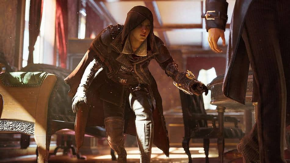 Assassin S Creed Syndicate Evie Frye Jacket Jacketsinn