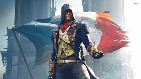 ASSASSINS CREED UNITY ARNO VICTOR DORIAN COAT