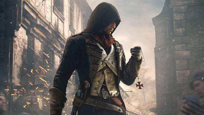 Arno Victor Dorian Assassins Creed Unity Coat Jacketsinn