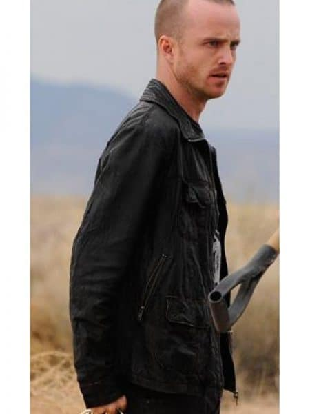 Aaron Paul Breaking Bad Tv Series Jacket
