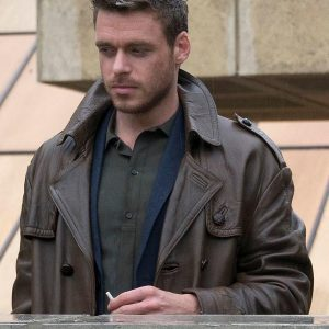 Agent Ross Electric Dreams Richard Madden Coat