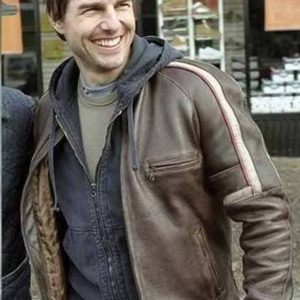 Appealing Tom Cruise War Of The Worlds Jacket