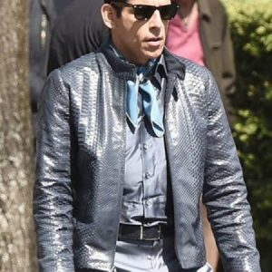 Ben Stiller Derek Zoolander 2 Leather Jacket