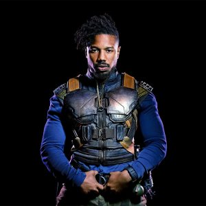 Black-Panther-Erik-Killmonger-(Michael-B-Jordan)-Vest
