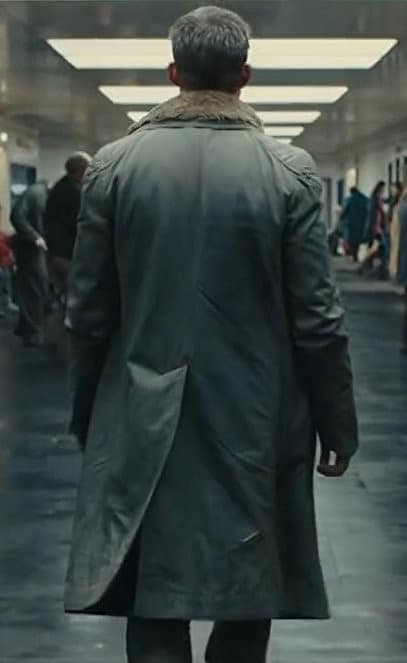 Blade Runner Ryan Gosling Coat 3
