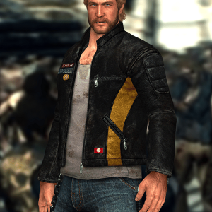 CHUCK GREENE DEAD RISING 3 COSPLAY JACKET
