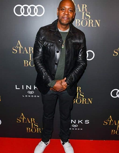 A Star Is Born Dave Chappelle Jacket