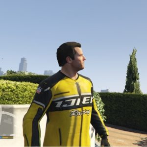DEAD RISING 2 CHUCK GREENE BIKERS JACKET