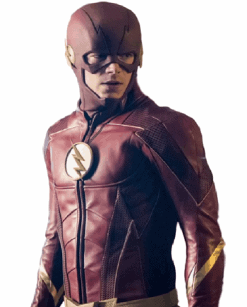Grant Gustin The Flash Jacket