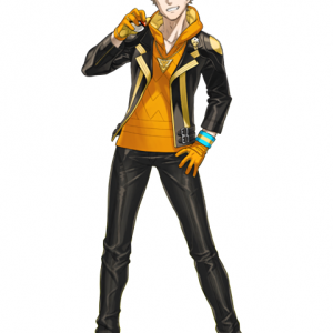INSTINCT SPARK POKEMON TEAM JACKET