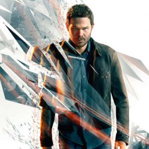 QUANTUM BREAK SHAWN ASHMORE JACKET