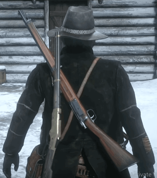 RED DEAD REDEMPTION 2 EPILOGUE JACKET